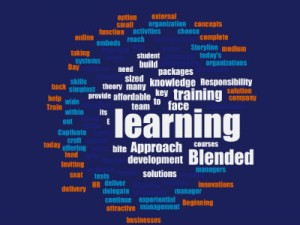 blended learning course training