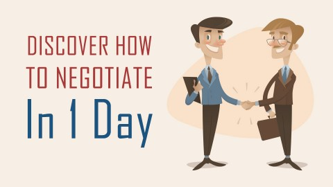 negotiation skills course for managers image