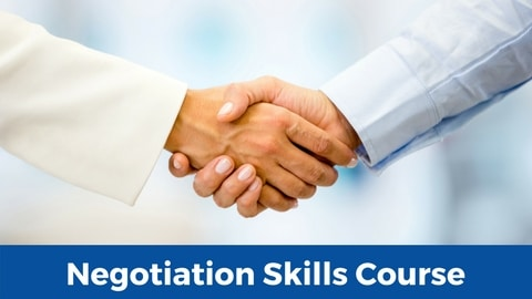 negotiating skills training course