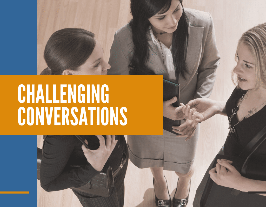 managing conversations with managers